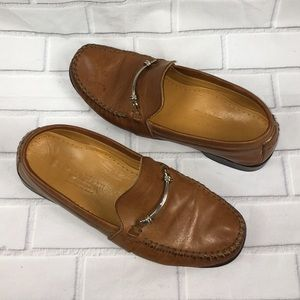 Cole Haan Italian Leather Loafers Women's Size 6.5